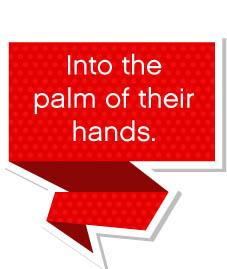 into-customer-hands